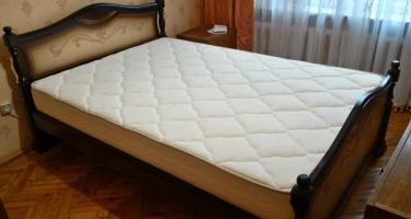 Кровать «Людмила-16» мебельная фабрика «МебельГрад», г. Брянск