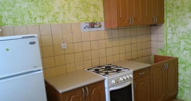 Кухонный гарнитур «Настя» миланский орех фабрика «Сурская Мебель», г. Пенза