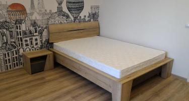 Спальный гарнитур «Стреза» мебельная фабрика «СБК», г. Ставрополь